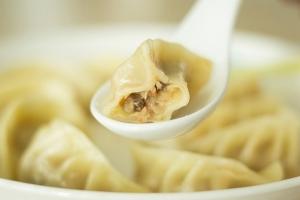 武汉白菜猪肉水饺